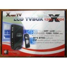 Внешний TV tuner KWorld V-Stream Xpert TV LCD TV BOX VS-TV1531R (без БП!) - Красногорск