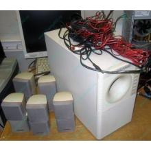 Компьютерная акустика Microlab 5.1 X4 (210 ватт) в Красногорске, акустическая система для компьютера Microlab 5.1 X4 (Красногорск)