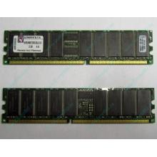 Серверная память 512Mb DDR ECC Registered Kingston KVR266X72RC25L/512 pc2100 266MHz 2.5V (Красногорск).