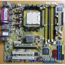 Материнская плата Asus M2NPV-VM socket AM2 (без задней планки-заглушки) - Красногорск