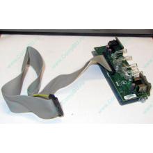 Панель передних разъемов (audio в Красногорске, USB) и светодиодов для Dell Optiplex 745/755 Tower (Красногорск)