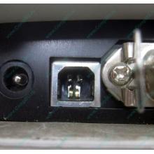 Термопринтер Zebra TLP 2844 (выломан USB разъём в Красногорске, COM и LPT на месте; без БП!) - Красногорск
