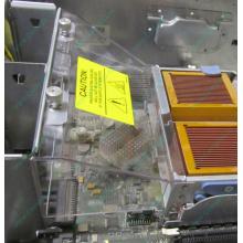 Прозрачная пластиковая крышка HP 337267-001 для подачи воздуха к CPU в ML370 G4 (Красногорск)