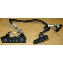 HP 224998-001 в Красногорске, кнопка включения питания HP 224998-001 с кабелем для сервера HP ML370 G4 (Красногорск)