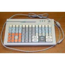 POS-клавиатура HENG YU S78A PS/2 белая (Красногорск)