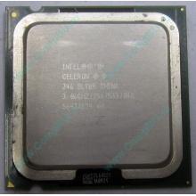 Процессор Intel Celeron D 346 (3.06GHz /256kb /533MHz) SL9BR s.775 (Красногорск)
