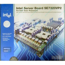 Материнская плата Intel Server Board SE7320VP2 socket 604 (Красногорск)