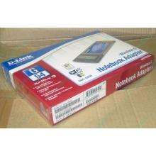 Wi-Fi адаптер D-Link AirPlusG DWL-G630 (PCMCIA) - Красногорск