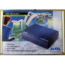 Внешний ADSL модем ZyXEL Prestige 630 EE (USB) - Красногорск