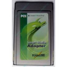 Smart Media PCMCIA адаптер PQI (Красногорск)